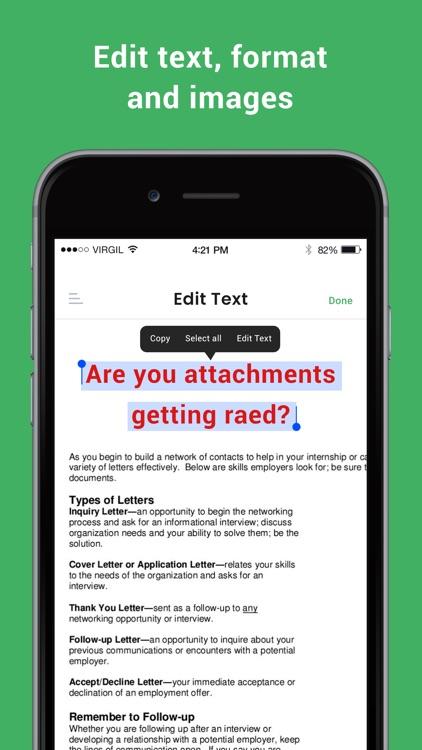 PDF Reader, PDF Viewer screenshot-5