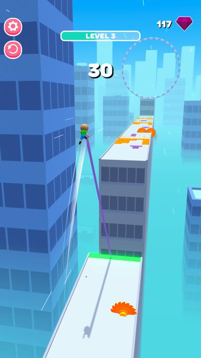 Roof Jumper 3D screenshot 4