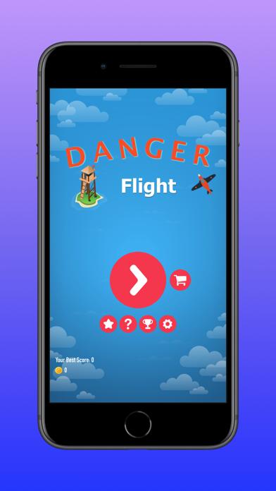 Danger Flight - No.1 screenshot 1