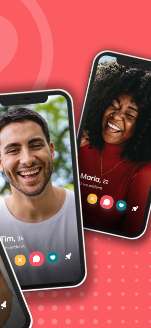 ‎JAUMO Dating App: Chat & Flirt Screenshot