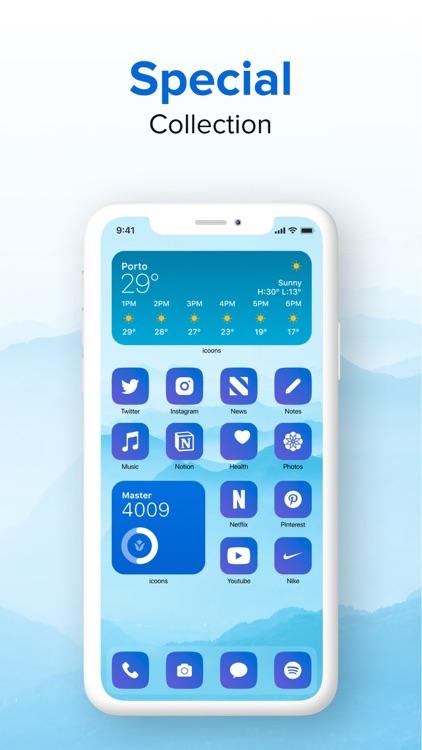 App Icon Changer & Themer screenshot-7