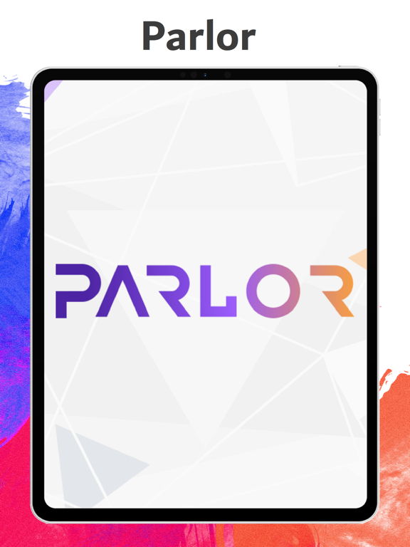PARLOR – #1 Social Talking Network screenshot