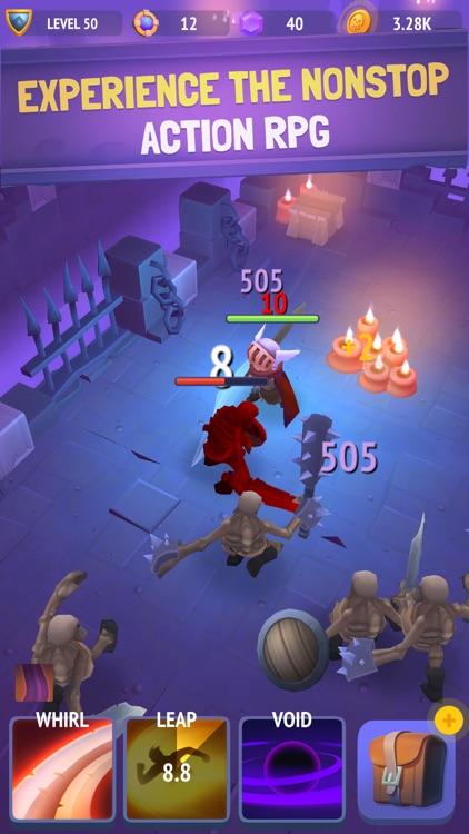 Nonstop Knight - Idle RPG screenshot-0