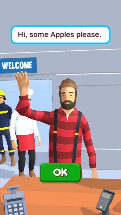 Fruit Market 3D screenshot 2