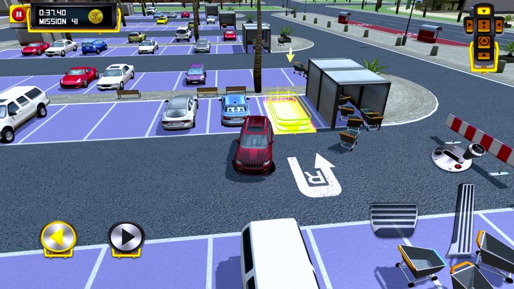 Multilevel Parking Simulator 4 screenshot-3
