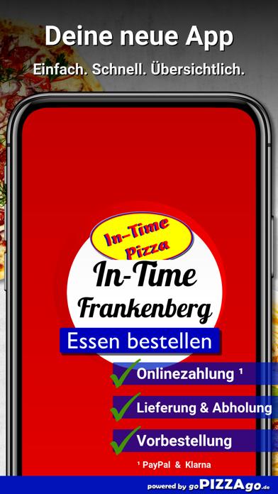 In-Time Pizza Frankenberg screenshot 1
