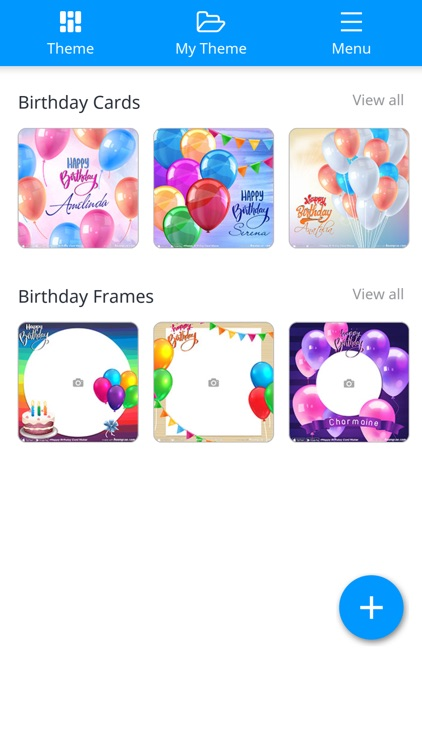 Happy Birthday Card Maker screenshot-6