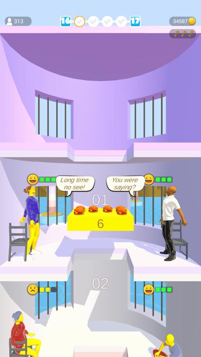 Food Platform 3D
