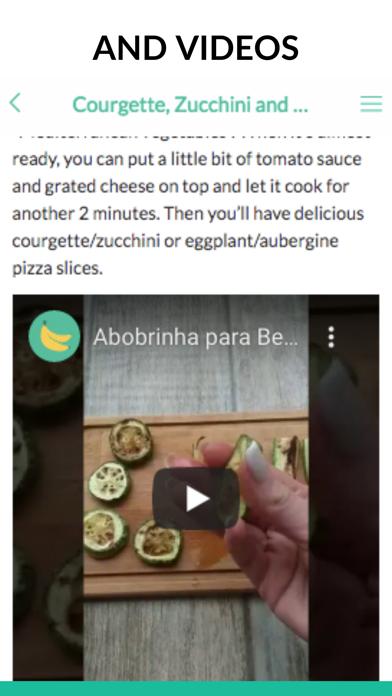 BLW Meals Screenshot