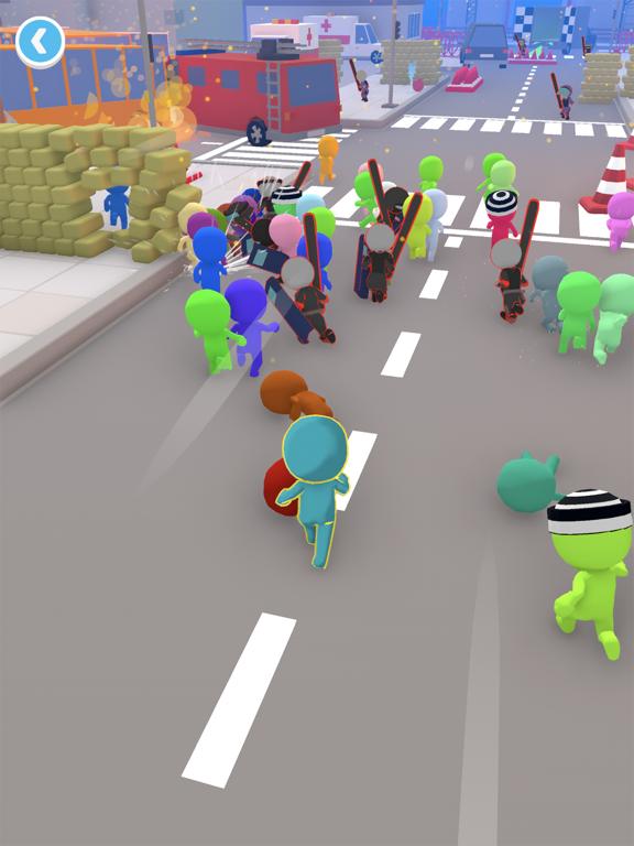 Riot Escape screenshot 5