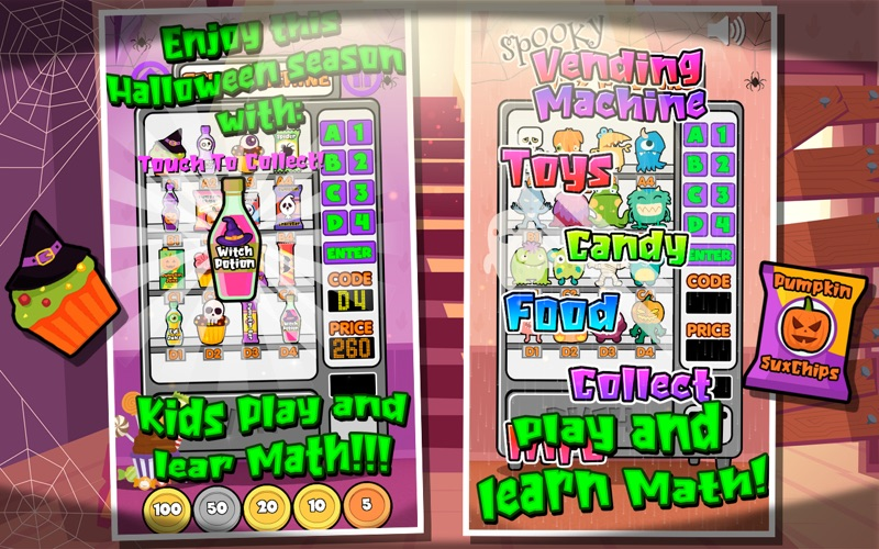 Scary Vending Machine screenshot 1