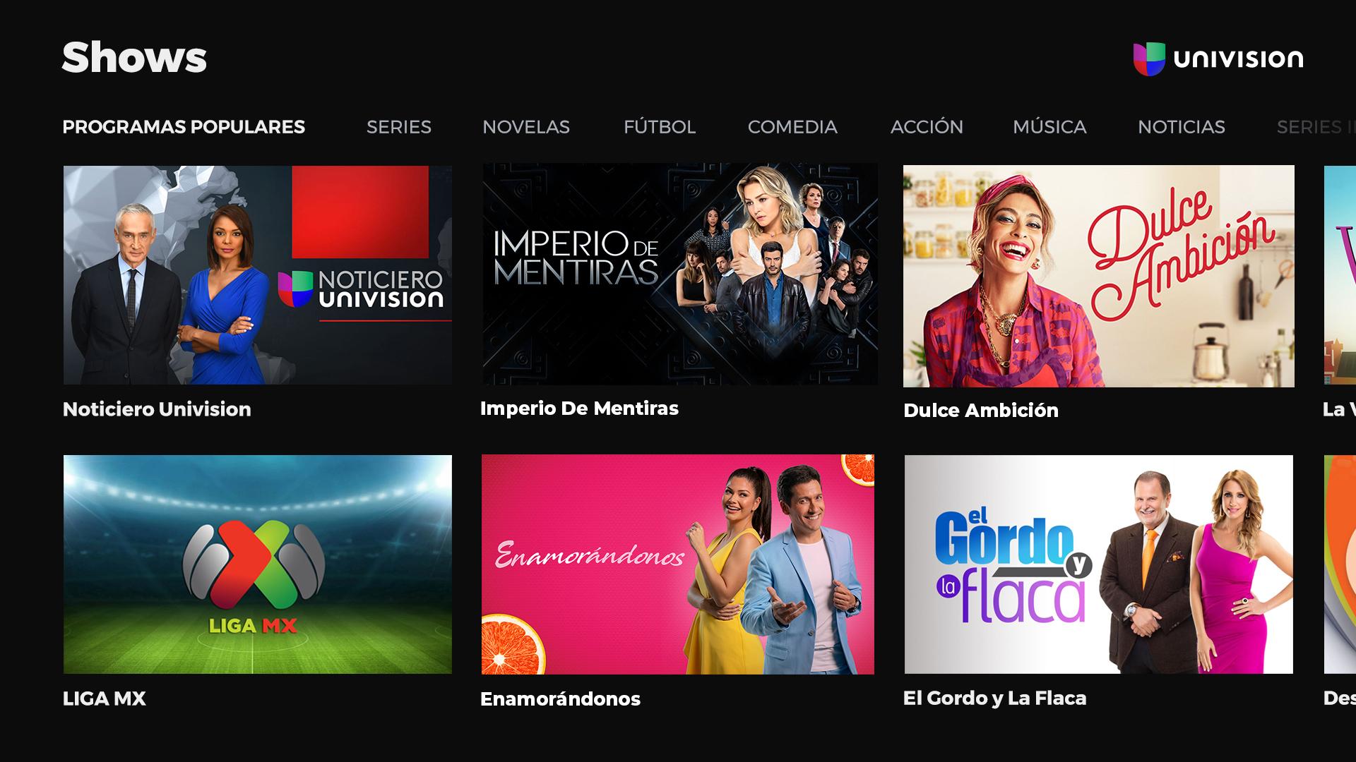 Univision App screenshot 14