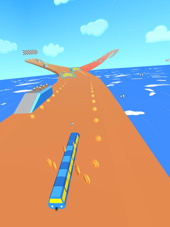 Train Race! screenshot 6