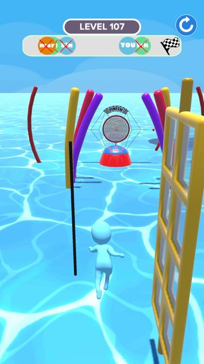 Pole Jumper 3D! screenshot-7