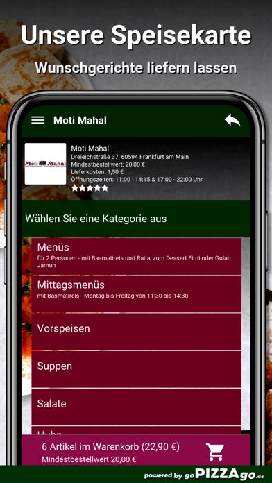 Moti Mahal Frankfurt am Main screenshot 4