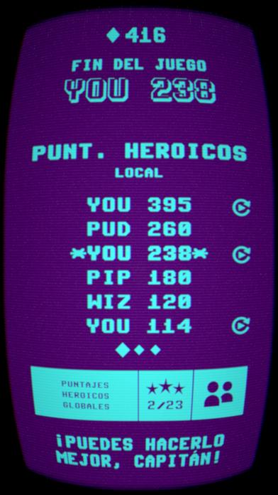 Star Jolt - Retro challengeCaptura de pantalla de7