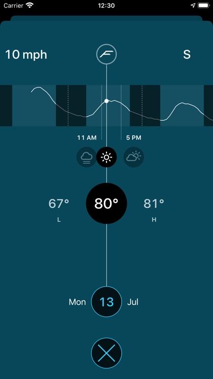 Waterscope Weather screenshot-6