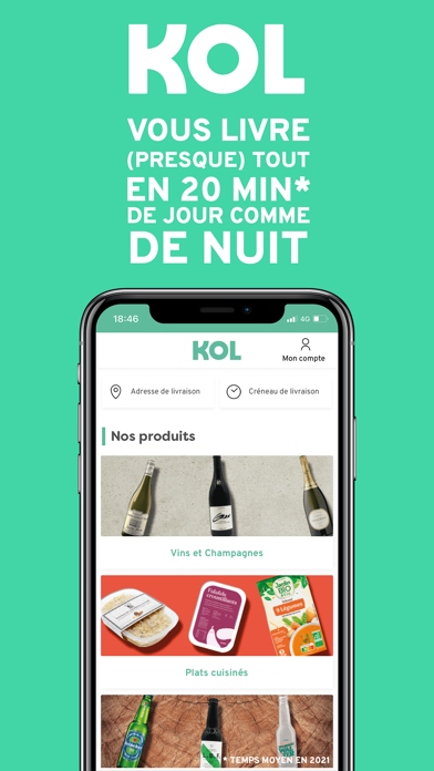 KOL - Daily essentialsScreenshot of 1