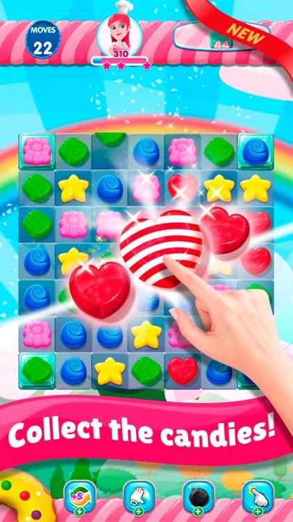 Sweet Sugar Blast Match 3