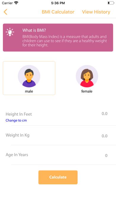 Shaper's Gym screenshot 2