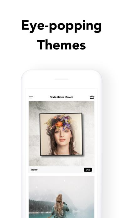 Slideshow Maker w Music Screenshot