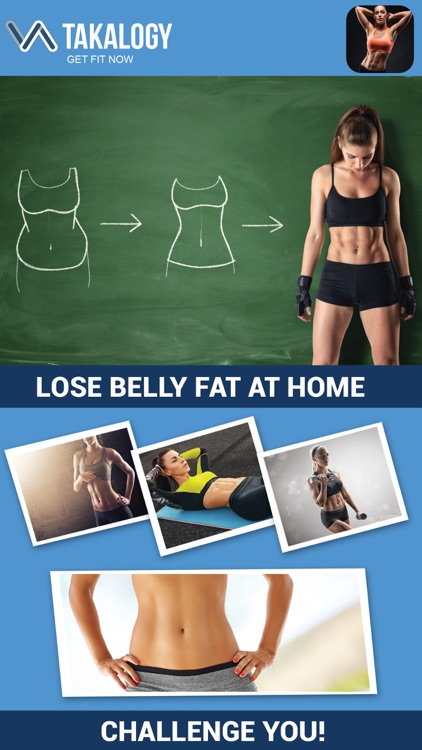 Lose Belly Fat - Abs Workout screenshot-0