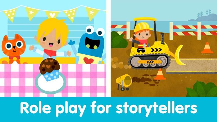 Toddler Car Puzzle Game & Race screenshot-3