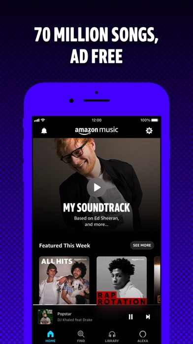 messages.download Amazon Music: Songs & Podcasts software