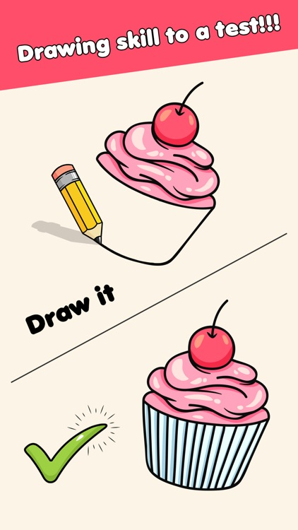 Draw One Part