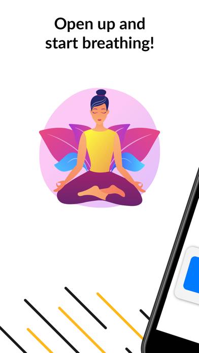 AirMood: Guided Deep Breathingのおすすめ画像1