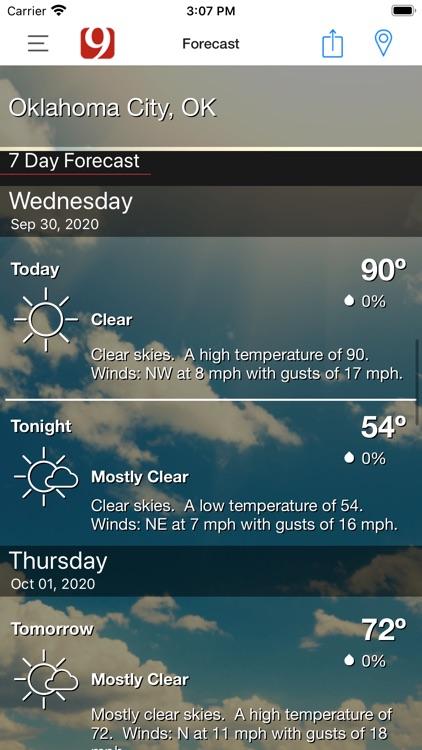 News 9 Weather screenshot-4