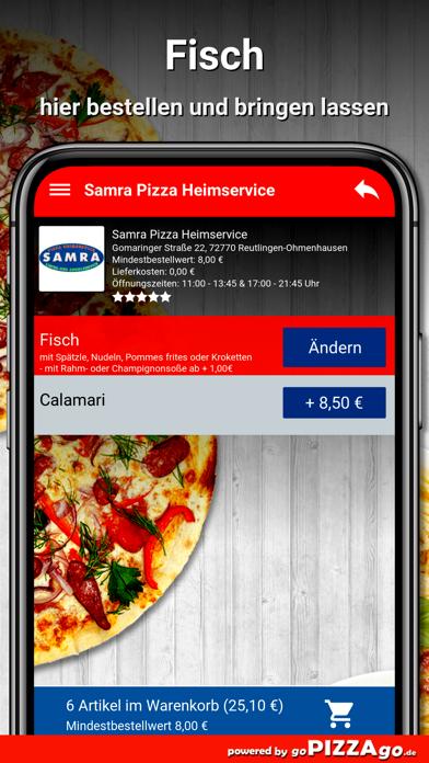 Samra Reutlingen Ohmenhausen screenshot 6