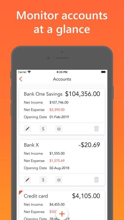 Easy Spending Budget screenshot-4
