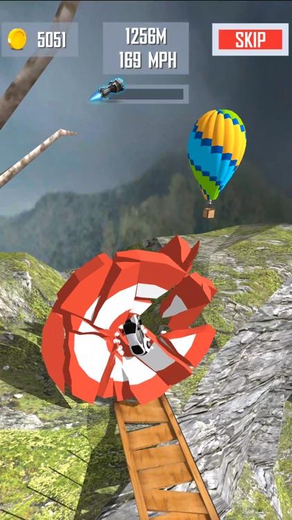 Mega Ramp Car Jumping screenshot-7