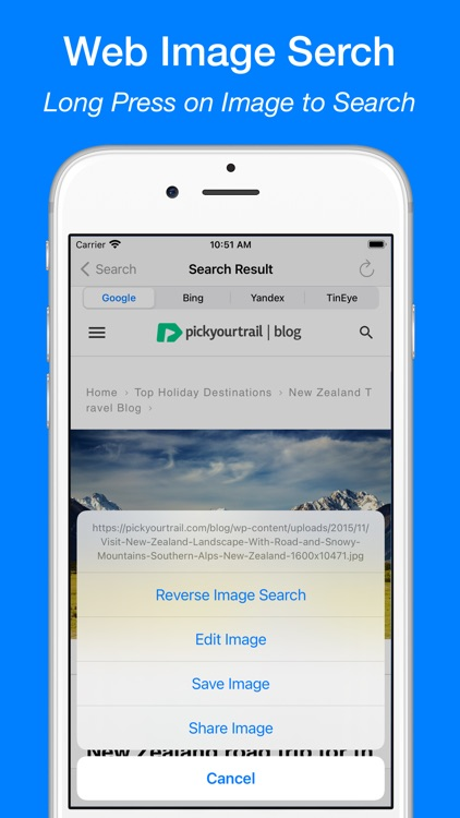 Reverse Image Search App screenshot-3