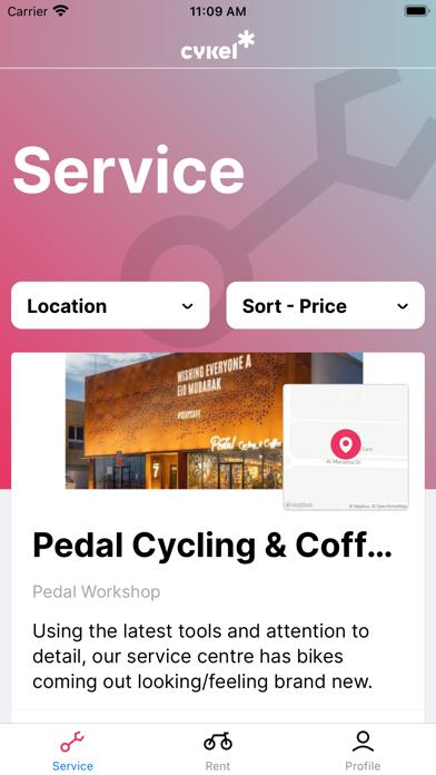 cykel screenshot 1