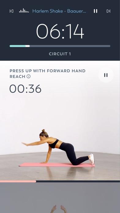 StrongHer: Female Exercisesのおすすめ画像4