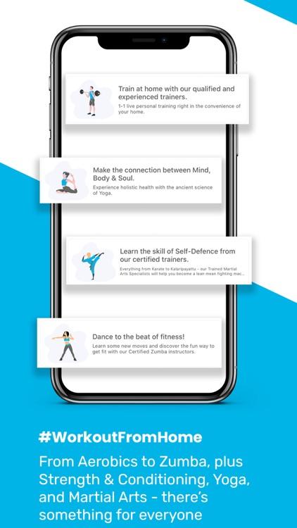 FITTR: Fitness & Weight Loss screenshot-4