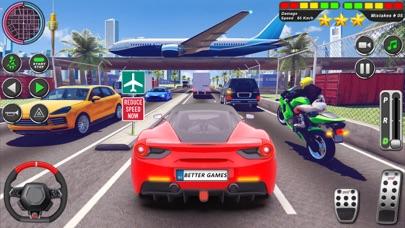 مدينة سيارة القيادة مدرسة سيملقطة شاشة6
