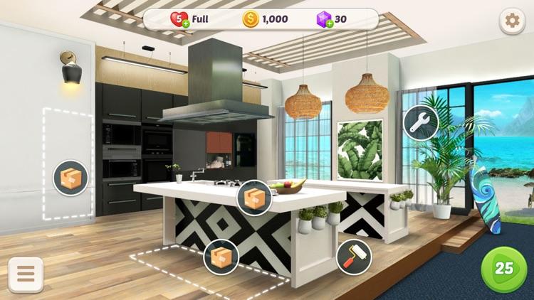 Home Design : Caribbean Life screenshot-5