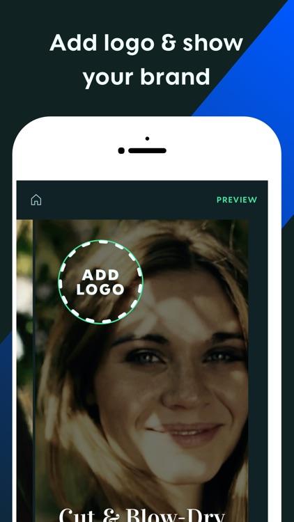 Promote: Make Social Video Ads screenshot-4
