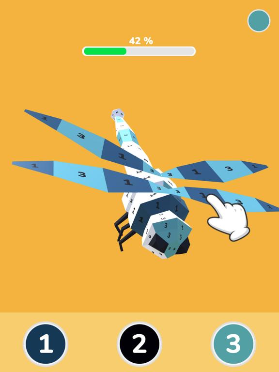 3D Polycolor screenshot 5