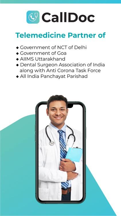 CallDoc-Consult Doctors Online