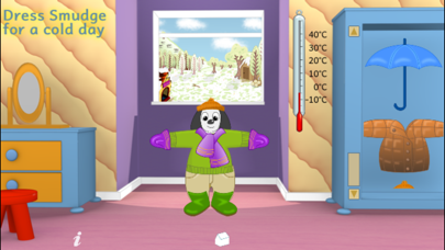 Dressing Smudge Screenshot