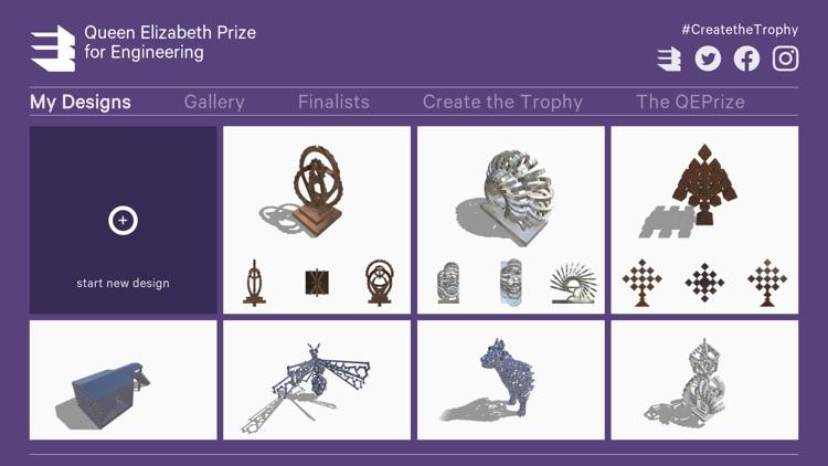 QEPrize 3D Design Studio screenshot-3