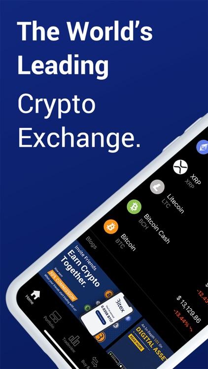 Bitex - Crypto Exchange
