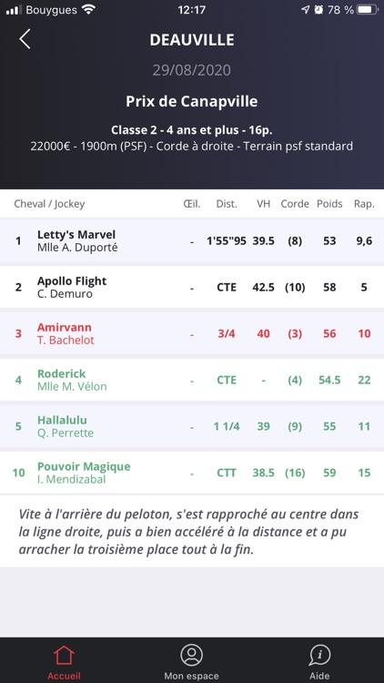 Paris-Turf Live screenshot-6