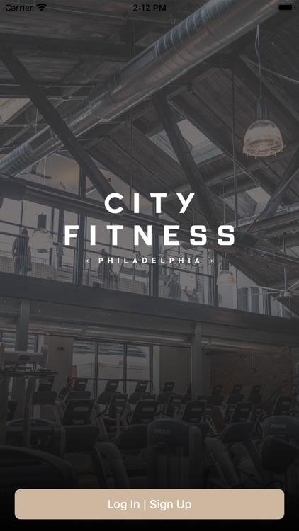 City Fitness.