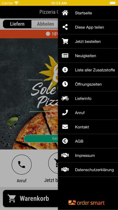 Pizzeria O Sole MioScreenshot von 2