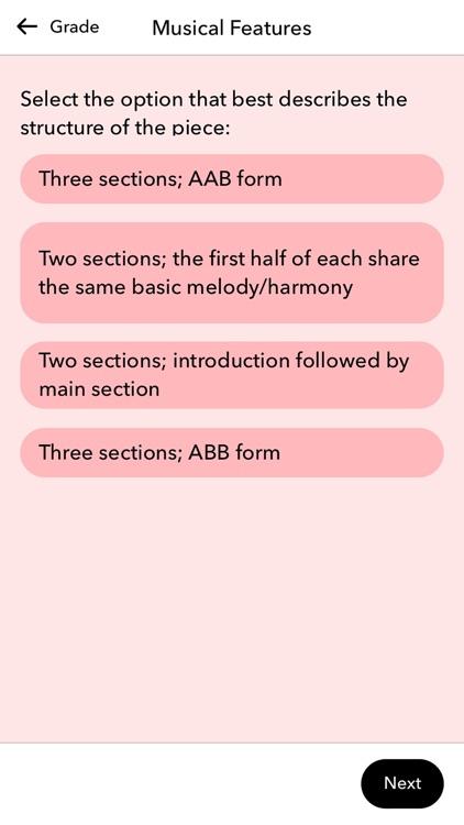 ABRSM Aural Trainer Grades 6-8 screenshot-4
